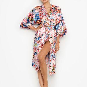 Mary Katrantzou Victoria's Secret Kimono Robe XS/S